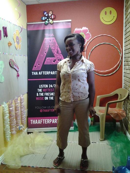 Lesa, The Condom Lady